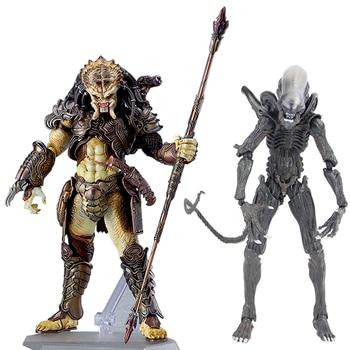 Takayuki-figura DE ACCIÓN DE Takeya, SP-108 Alien / SP-109 Predator 2, juguete...