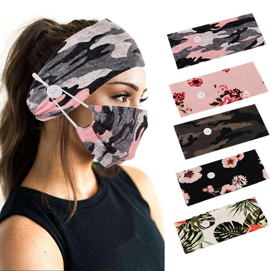 Headband & Face Mask