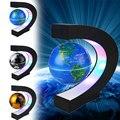 LED Globus Licht Neuheit Dekoration Magnetic Levitation DIY Welt Karte Form Hause Globus Lampe Studie Schlafzimmer Welt Karte Lichter-in Neuheit Beleuchtung aus Licht & Beleuchtung bei