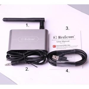 Image 4 - 4K 5G 1080P HDTV 스틱 HDMI VGA 3.5MM 오디오 무선 Wifi 디스플레이 동글 어댑터 스크린 미러 IOS 안 드 로이드 전화 TV 프로젝터