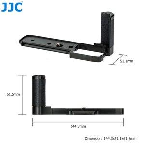 Image 5 - JJC מצלמה מתכת יד גריפ L סוגר מחזיק עבור Fujifilm X Pro3 X Pro2 X Pro1 מחליף Fujifilm MHG XPRO3 MHG XPRO2 MHG XPRO1