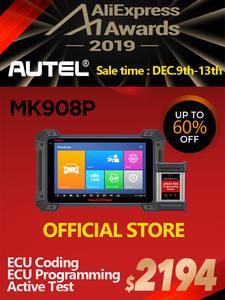 Autel Programmming Car-Diagnostic-Scanner-Tool MK908P Professional Auto Bmw Obd2 Maxisys