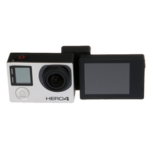 Accessories For GoPro BacPac Screen connector Adapter Hero 4 3+ 3 Camera Lcd Monitor Selfie Converter Box