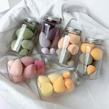 Косметический набор яиц для массажа тональный крем Жидкий Макияж