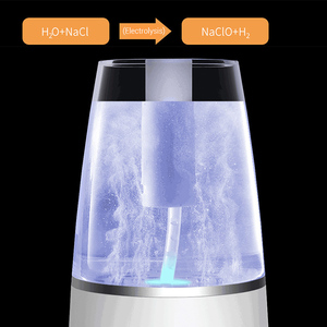 Image 2 - Xiaomi DUNHOME 250ML Portable Smart Disinfection Water Generator Maker Disinfection Sterilizer Sprayer Efficent Room Cleaner