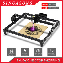 30*40cm Mini 2500MW CNC Laser Engraving Machine 2Axis DIY Engraver Desktop Wood Router/Cutter/Printer+ Laser Goggles