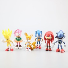 Dolls Model Decoration Games Action-Figure Shadow Cartoon-Toys Birthday-Gifts Character