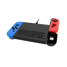 2.4G Wireless Game Keyboard For N-Switch JoyCon for Tablet