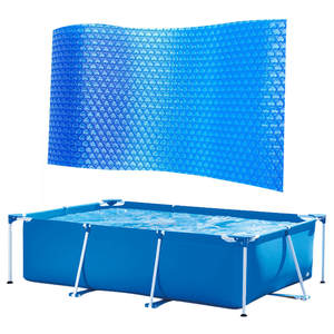 Protector Pool-Cover Swimming-Pool 260cm-X-160cm Foot-Above