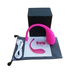 Indossabile Lussureggiante Viberator Donna Vibes Massaggiatore Molto Potente di Vibrazione App Remote di Controllo Bluetooth Impermeabile Massaggiare Strumento