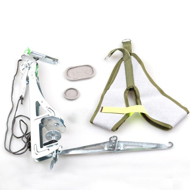 Tração cervical sobre porta pescoço massageador dispositivo kit maca ajuste quiropractic volta cabeça massageador relaxamento 6