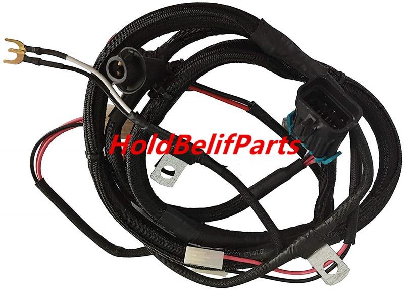 Porta posteriore Cablaggio 7109403 per Bobcat T110 T140 T180 T190 T200 T250 T300 T320 A220 A300 S185 S220 S250 s300 S175 S130 S150