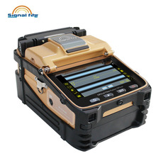 Fusion Splicer Ai-8-Signal-Fire Welding FTTH Optical-Fiber AI-8C Update Intelligent Automatic