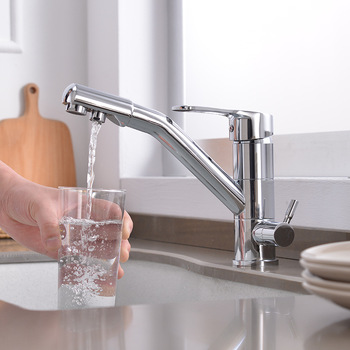 New Kitchen hot and cold faucet Filter faucet.