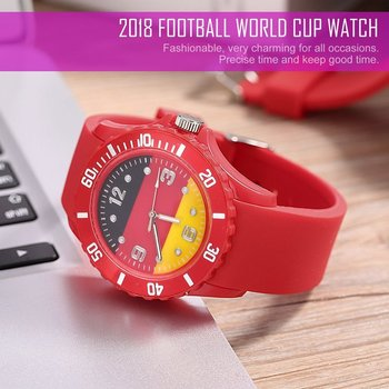 2018 Multi-countries Spanish /England/Japanese/Flag Pattern Quartz Wristwatch Casual Sports Unisex Dress Watch Couples Watches цена 2017