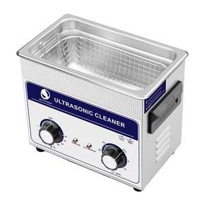 Image 5 - Skymen 3.2L Ultrasonic Cleaner Bath Degas Ultrasound Cleaner Sonic Cleaner Parts Engine Cutters Carb Chain PCB Washing