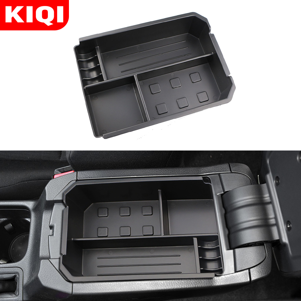 Car Center Console Armrest Storage Box Glove Box Organizer Tray Fit for <font><b>Toyota</b></font> <font><b>RAV</b></font> <font><b>4</b></font> <font><b>RAV4</b></font> <font><b>2014</b></font> <font><b>2015</b></font> <font><b>2016</b></font> <font><b>2017</b></font> 2018 2019 Parts image