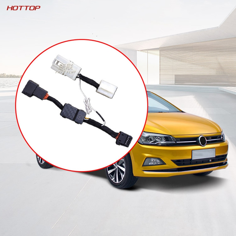 ABS Black I-stop Automatic Start Stop Closer For Volkswagen VW Polo Plus 2019