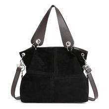 Сумки с ручками сверху, женская сумка через плечо, Женская Большая Сумка-тоут из мягкого вельвета, кожаная сумка через плечо для женщин, Bolsa femenina