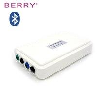 Супер дизайн! BERRY монитор пациента Bluetooth PM6750 oximetro монитор артериального давления медицинское оборудование ЭКГ