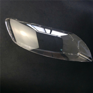 Image 4 - Audi Q7 용 자동차 전조등 렌즈 2006 2007 2008 2009 2010 2011 2012 2013 2014 2015 자동차 헤드 라이트 전조등 렌즈 자동 쉘 커버