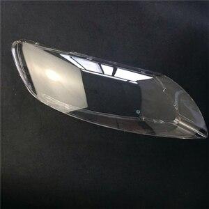 Image 4 - Lente do farol do carro para audi q7 2006 2007 2008 2009 2010 2011 2012 2013 2014 2015 farol do carro lente do auto escudo capa
