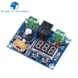 XH-M609 DC 12V-36V зарядное устройство, модуль защиты от переразряда аккумулятора с точной защитой от пониженного напряжения
