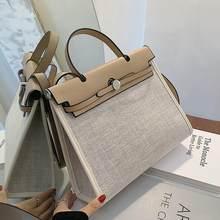 Grand fourre-tout élégant en cuir PU pour femmes, sac à main de styliste de haute capacité, sacoche à bandoulière, nouvelle collection 2021