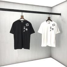 2021 di roupas homme t camisa dos homens das mulheres do desenhista t camisa alta rua imprimir t camisa tamanho XS--L 669
