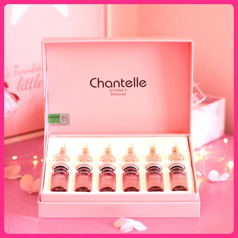 Original Australia Chantelle PINK Bio Placenta Serum 60ml High Level Sheep Placenta For Age Spots Brighten Firming Skin Radiance