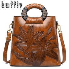 Коричневые роскошные сумки, женские сумки, дизайнерская Высококачественная кожаная сумка, модная сумка через плечо для женщин 2020, сумка-тоу...