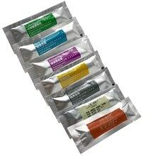 Ambientador para Coche con ventilación de aire acondicionado de Coche, Perfume sólido, suplemento de 7 sabores