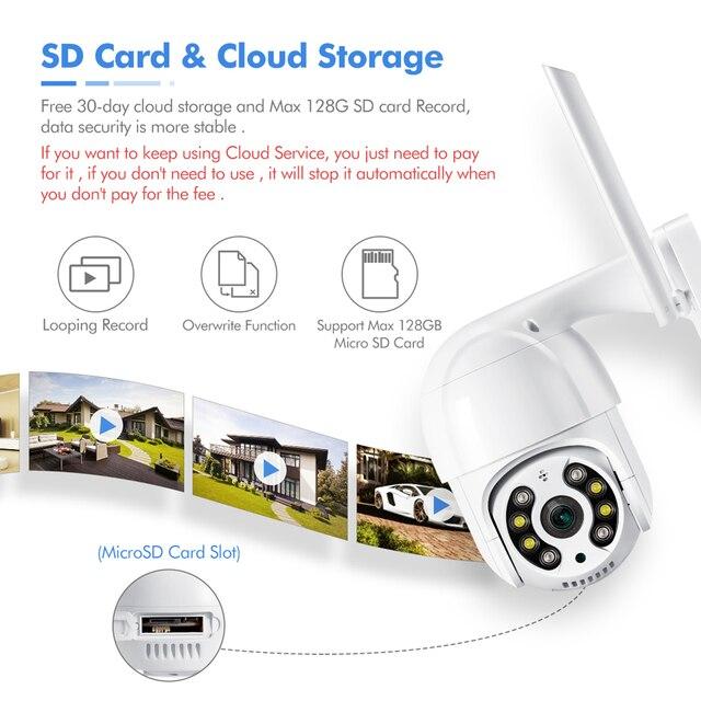 1080P Wifi Kamara Pa Pafo Di Kas  2