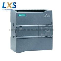 100% الأصلي جهاز plc من سيمنز S7-1200 6ES7212-1AE40-0XB0 وحدة معالجة مركزية