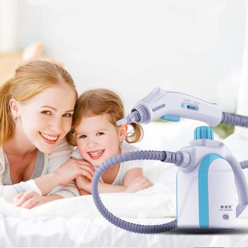 High Pressure Steam Cleaner kitchen Sofa High temperature Disinfection Sterilization 1000W 220V Electric Steam Cleaner Mop
