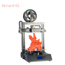 Ortur 3d Printer G1 Upgraded Firmware Marlin 2.0 Auto Bed Leveling + Z Offset Thermal Runaway Protection 3D Printing Machine