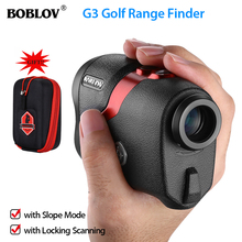 лучшая цена BOBLOV G3 Telescope trena rangefinders distance meter Digital 6X 600M Monocular hunting golf range finder tape measure