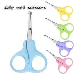 Noworodek obcinacz do paznokci nożyczki trymer mały uroczy nóż do Manicure dzieci specjalne nożyczki do paznokci