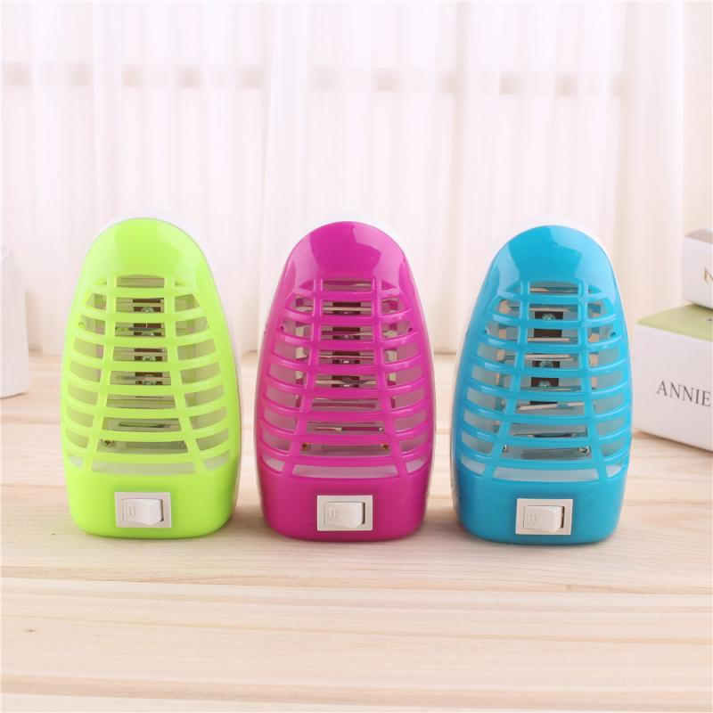 US Plug LED Mosquito Killer Lamp Insect Zapper Pest Trap Light Mosquito Killer Lamps Electric Mosquito Fly Bug Insect Trap Kille