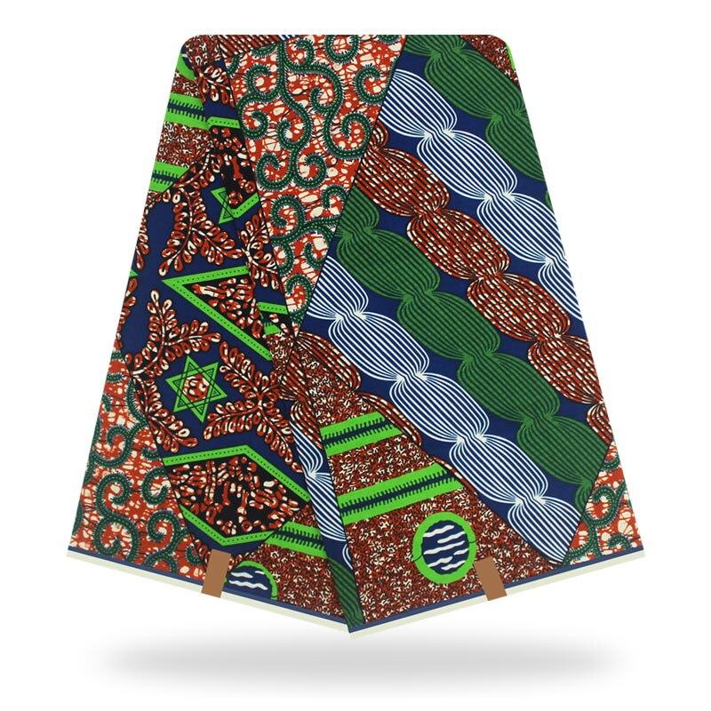 Veritable Wax Original Guaranteed Real Dutch Wax High Quality Pagne Dutch Veritable Wax 6yard African Ankara Print Sewing Fabric