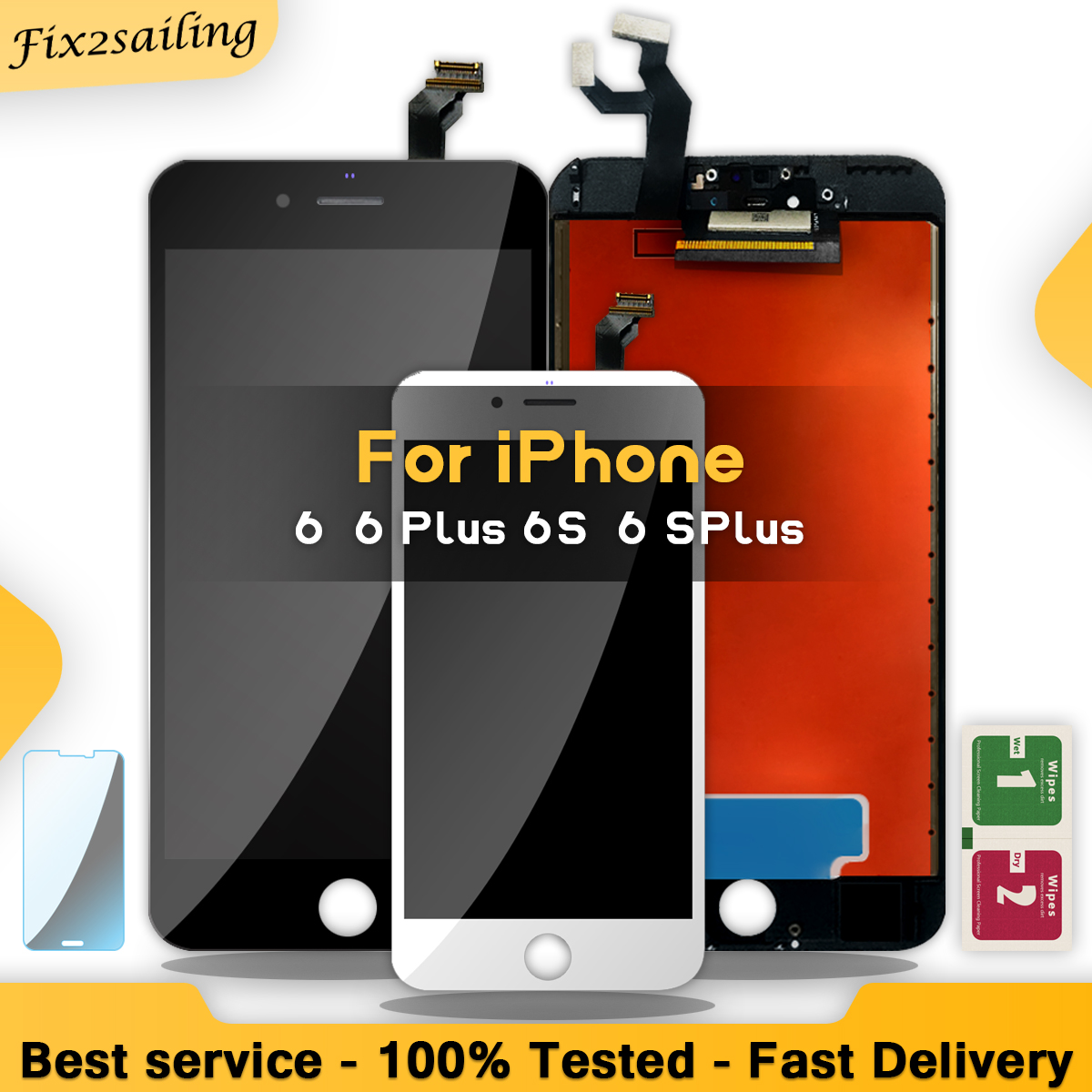 Color : Color1 Z1i LCD Screen Smartillumi for LCD Screen and Digitizer Full Assembly for Vivo Y85 Z1