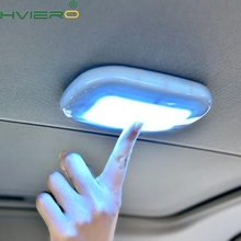 1Pcs Auto reading light led Auto interior lighting lamp trunk light Auto ceiling lamp interior lamp rear row interior lamp interior