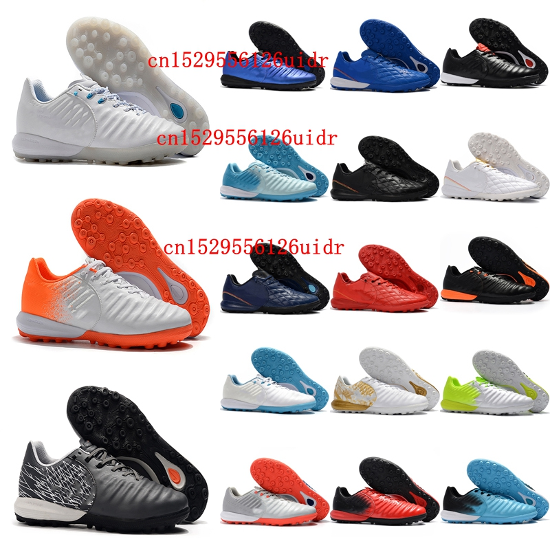 2020 New Mens SUperFlys TF Football Shoes Top Quality turf Soccer Cleats high ankle scarpe calcio