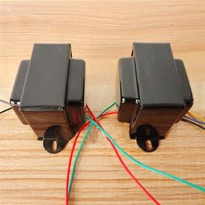 Image 4 - 1 قطعة مُضخّم صوت أحادي نهاية مخرج محول 5K مخرج بقرة ل 6P1 6P14 6P6 0 4 8 Ohm لتقوم بها بنفسك فراغ مُضخّم صوت