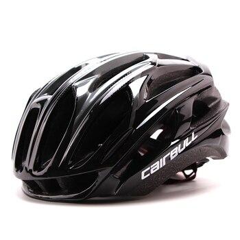 Casco ultraligero para bicicleta de montaña, moldeado integralmente, para ciclismo de montaña