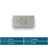 M5500 for iphone 8 8G 4.7 Touch IC Niki SIP Boost Inductor Module Chip IC|Mobile Phone Circuits|Cellphones & Telecommunications -