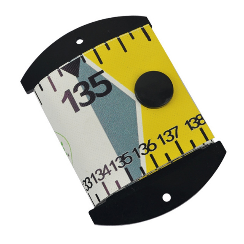 Waterproof Fish Measuring Ruler Accurate Fish Measuring Tape PVC Fishing Ruler Measurement Tackle Tool Fishing Tool 138cm X 5cm