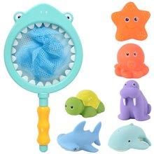 Детские Игрушки для ванны детские игрушки игры в воду малышей