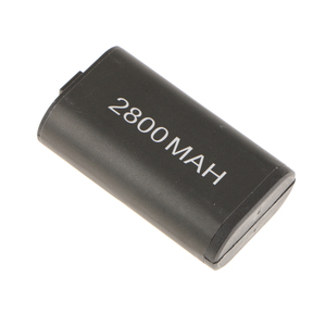 Image 5 - 2 × 2800 3000mah の充電式バッテリーパック + USB ケーブル + 充電器マイクロ Xbox One