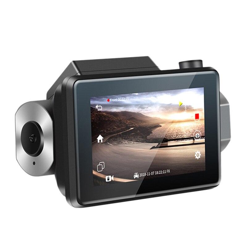 Camlive 3G Dash Camera 3.0 Ips Press Screen Ram512Mb And Rom4Gb Dash Car Video Recorder Gps Logger Wdr Car Dvrs
